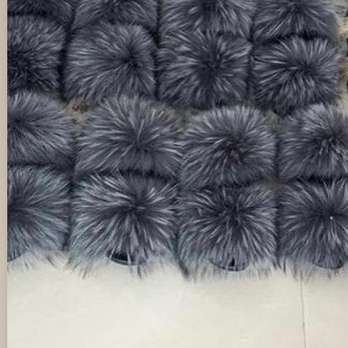 Storm Large Fur Slide