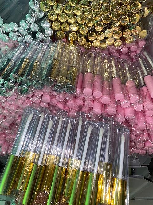 Wholesale lipgloss tubes 20pcs