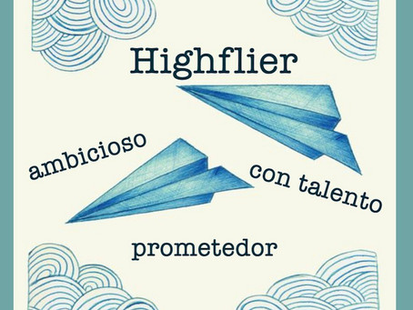 """Business English: """"Highflier"""""""