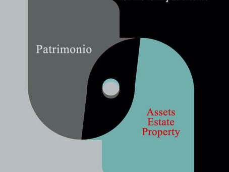 """A few suggestions for translating the term """"patrimonio."""""""