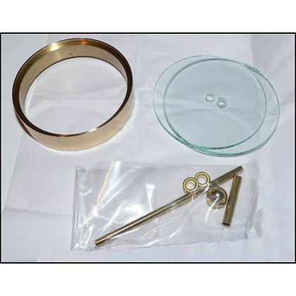 Image Wheel - Brass or Chrome