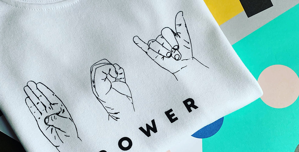 Boy Power Tee