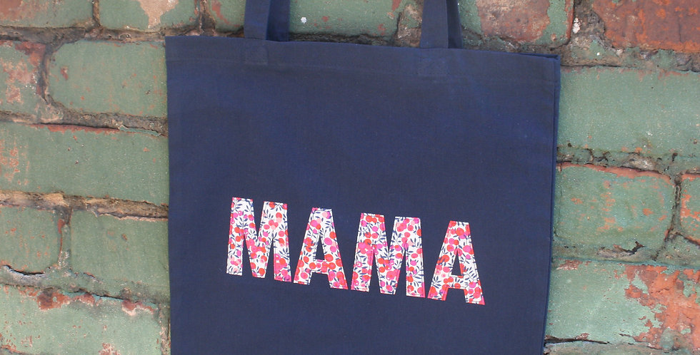 Liberty MAMA Tote Bag