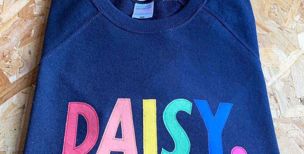 Rainbow Name Sweater - Women's
