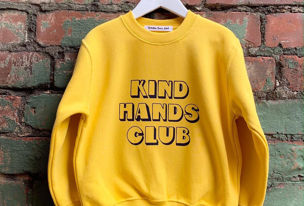 KIND HANDS CLUB Sweater