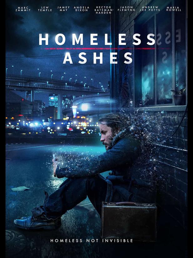 Homeless Ashes Poster.