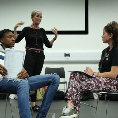 Casting workshop with Sue Jones