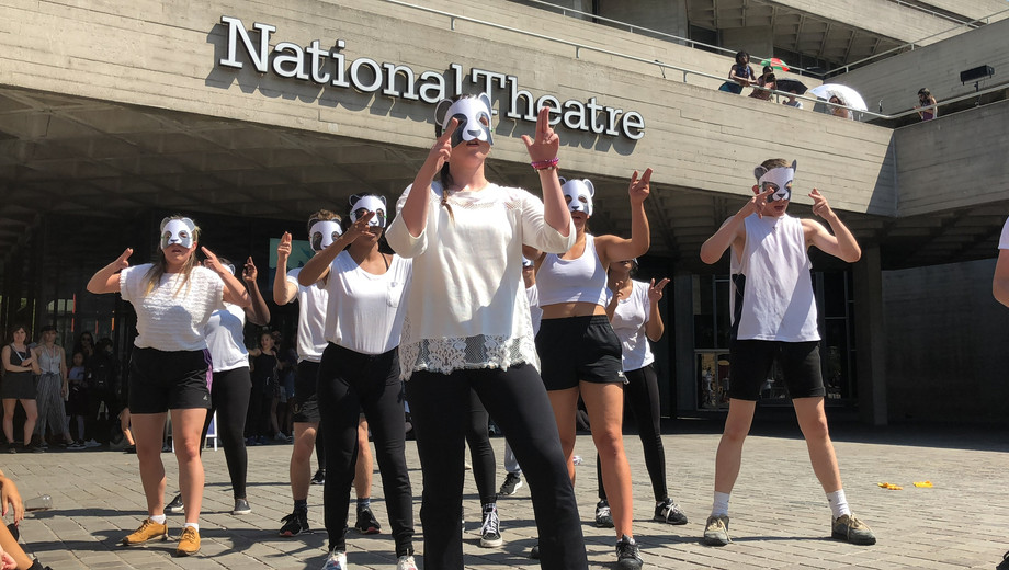 Space 2 Create at The National Theatre