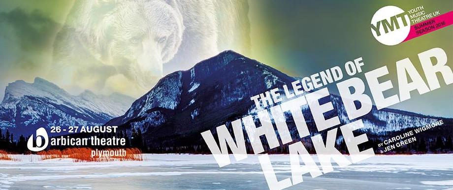 Poster for Legend of White Bear Lake