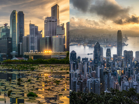 Singapore VS Hong Kong: Whose Salary is higher in Investment Banking Industry?