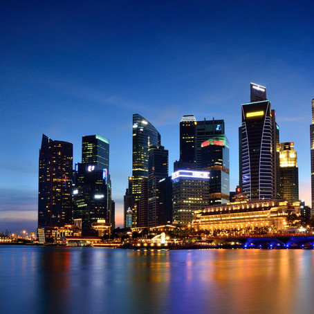 NUS Master毕业之后直接拿EP, 新加坡读研与工作无缝对接!