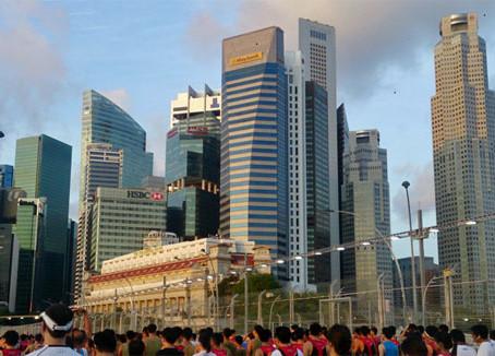 NUS工科女如何转型,成功拿到新加坡四大offer?