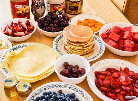Eat Breakfast Like a King