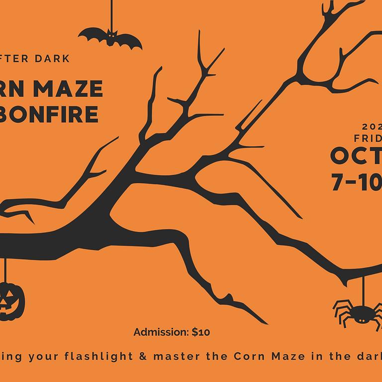 After Dark Corn Maze