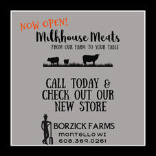 We are busy working on the farm, please call to set up an appointment.