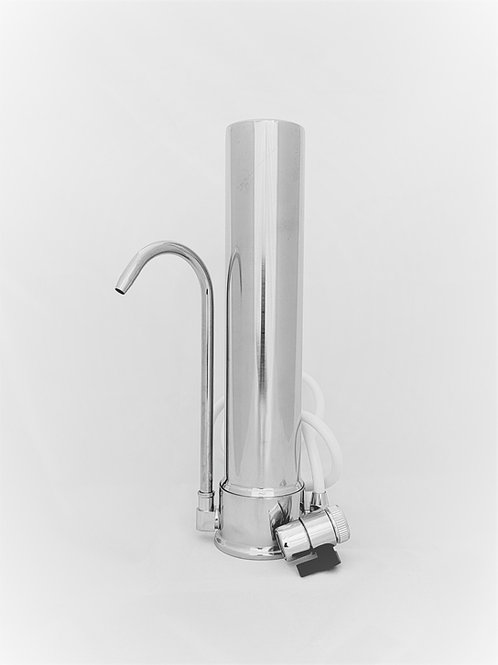 Filtro Purificador de Agua - Acero Inoxidable | Stainless Steel Countertop Water