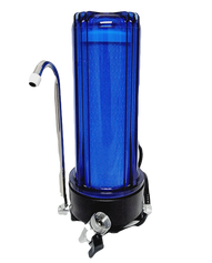 FILTRO PURIFICADOR DE AGUA AZUL - BLUE CASE COUNTERTOP WATER PURIFIER