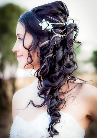 Lasting Reflection - Wedding Makeup
