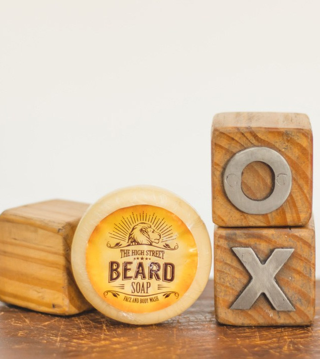 Trots Anders - Beard Products