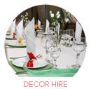 Decor Hire Category Select