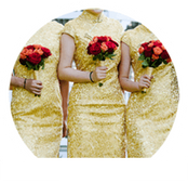 View all bridesmaid dresses designers, manufacturers and providers