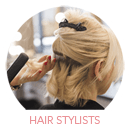 Hair Stylists Category Select