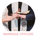 Marriage Officers Category Select