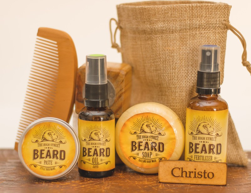 Trots Anders Beard Care Products