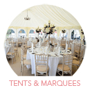 Tents and Marquees Category Select