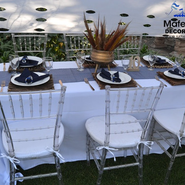 Mafereka Events - Wedding Caterers