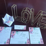 MH Craft Creations - Wedding Invitations
