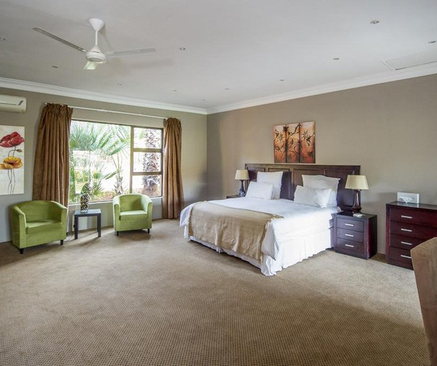 WoodRidge Palms Boutique Hotel - Accommodation