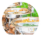 View all wedding caterers and catering companies