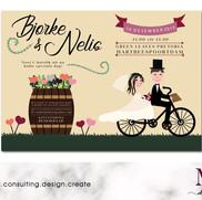 MB.Designs - Wedding Invitations