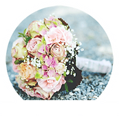View all bridal bouquets and wedding flowers providers