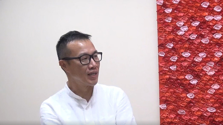 In Conversation with Ng Lung Wai (I)