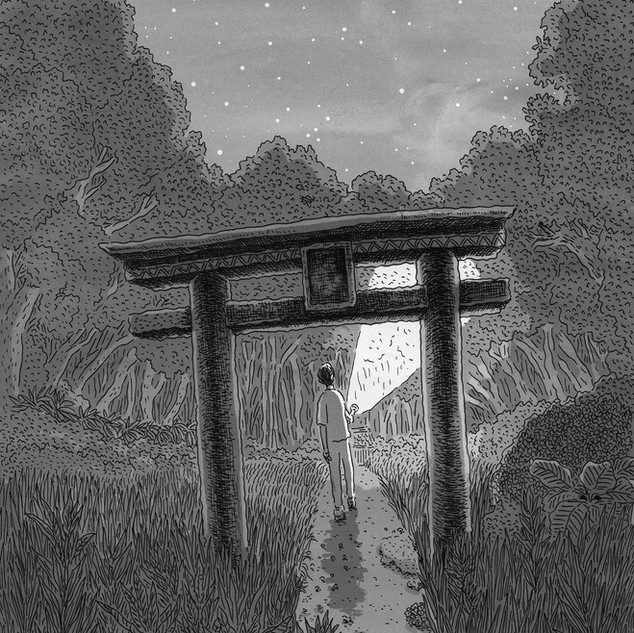 「神無島のウラ」12話