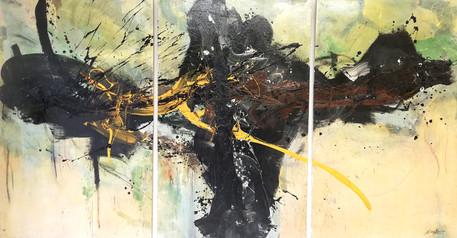1LDO Triptychon  Justicia 200x360cm (200