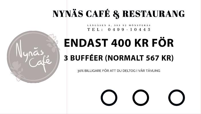 Buffé Nynäs Café