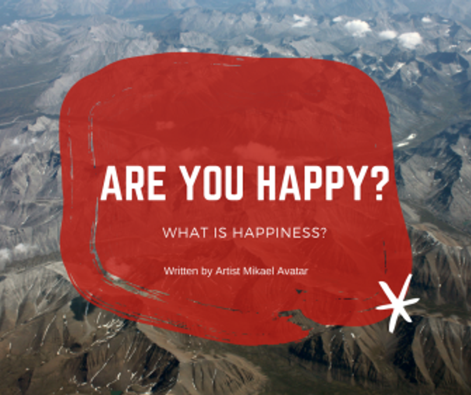 Are you happy_