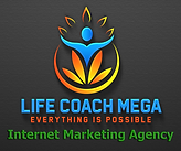 Logo Mikaell life coach lotus mkt skuggn