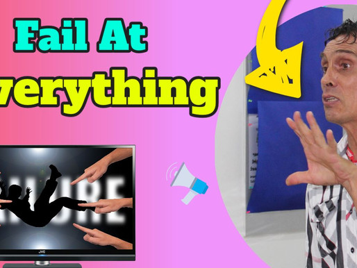 Fail At Everything – Fail At Everything And Still Win Big 2021