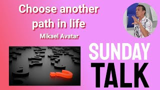 Sunday talk with Mikael Avatar, Live day 95