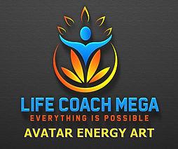 Logo Avatar Energy Art lotus mkt skuggni