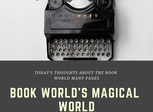 Book world's magical world