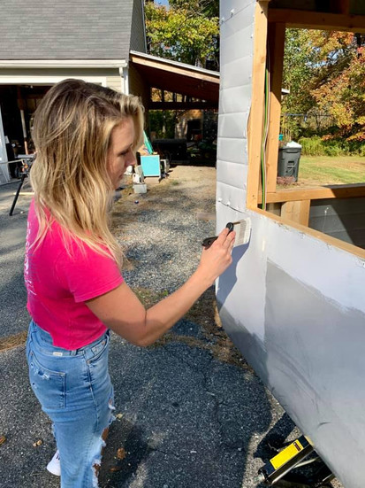 Melissa Painting Winona