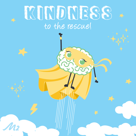 Kindness to the rescue!