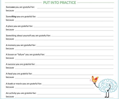 Gratitude Attitude Worksheet snapshot.pn