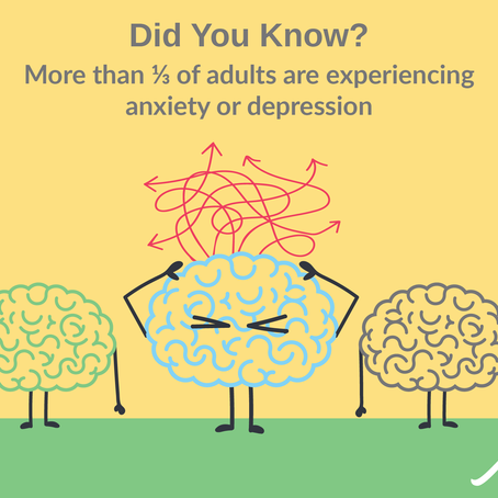 Anxiety and Depression on the Rise
