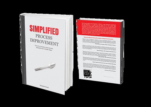 Simplified Process Improvement Book